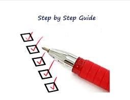 step by step guide